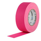 PRO Fluorescent Pink Gaffers Stage Tape 2 In x 55 Yds