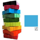 CITC Confetti Stacks 1 lb - Light Blue