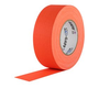 PRO Fluorescent Orange Gaffers Stage Tape 2 In x 55 Yds