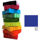 CITC Confetti Stacks 1 lb - Dark Blue
