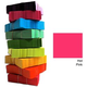CITC Confetti Stacks 1 lb - Hot Pink