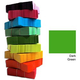 CITC Confetti Stacks 1 lb - Dark Green