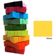 CITC Confetti Stacks 1 lb - Yellow