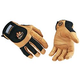 Setware Pro Professional Leather Stage Gloves-Lg