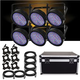 Chauvet SlimPAR 64 RGBA 6-Pk with ATA Road Case
