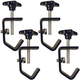 Metal Light Duty C-Clamp For Truss - 04 Pack