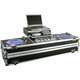 Odyssey FZGSDJ19W Glide Laptop Turntable Coffin  +
