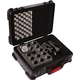 Gator GM15TSA Ata Molded Mic Case - Holds 15 Mics