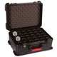 Gator GM30TSA Ata Molded Mic Case - Holds 30 Mics