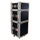 Gator 8U Shock Audio Road Rack Case w/ Casters