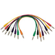 On Stage 1/4 Straight Patch Cable (8 Pack)