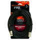 On-Stage Hot Wires MC-3NN Pro 3Ft XLR Mic Cable