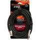 On Stage Pro Microphone Cable 25Ft XLR To 1/4
