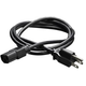 AKG CSMKACUS IEC AC Cable for US Standard