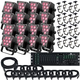 Mega Lite Baby Color Q70 16x LED Light System