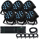 Blizzard LB Par Hex x6 LED Wash Light System