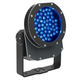 Martin Exterior 410 IP68 Black RGBW Wash Light