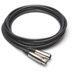 20 ft XLR to XLR Economy Microphone Cable