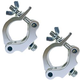 Pro Wrap Around Clamp for 2in Truss - 2 pack