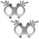 Global Truss 2in Pro Swivel Mounted Clamp 2 Pack