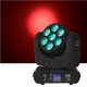 ColorKey Mover Beam 7 RGBW 7x10w LED Moving Light