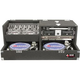 Odyssey CS132T Slide-Out Turntable Twin Rack Cas +