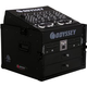 Odyssey Black ATA Combo Rack 10U Top 6U Bottom   +