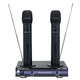 Vocopro VHF3300 2Ch Rechargeable Wireless Microphone System