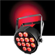 Chauvet SlimPAR Q12 USB RGBA LED Par with USB DMX