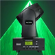 Blizzard Laser Blade G Wide Beam Mini Moving Head Light