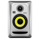 KRK ROKIT RP4-G3S 4-Inch Silver Powered Monitor