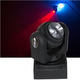 Colorkey Duo 24S RGBW 12x12w Beam Dual Moving Head LED Light