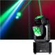 ADJ American Dj XS 400 4x10-Watt RGBW Moving Head Light