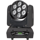 Epsilon PixBeam 7x 10w RGBW LED Moving Head Light