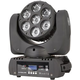 Epsilon Quad Beam 7 7x12-Watt LED Moving Head Light