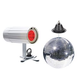 ADJ American DJ 20-Inch Mirror Ball Pack with Motor & LED Pinspot
