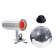 ADJ American DJ 12-Inch Mirror Ball Pack w/ Motor & LED Pinspot