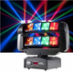 ADJ American DJ Crazy Pocket 8 LED Moving Head Light