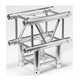 Square 12-In Truss F34 3W T-Junc 1.64Ft (.5M)