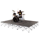 IntelliStage 12 x 8 Drum Riser 16-In High Carpet *