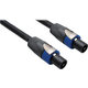 Hosa Edge Speakon to Speakon 100 Ft Speaker Cable