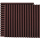 Ultimate Acoustics UAWPW24BG Burgundy Wedge Panels