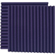 Ultimate Acoustics UAWPW24PR Purple Wedge Panels