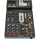 Peavey PV 6 BT 4-Channel Mixer w/ Bluetooth