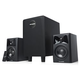 M-Audio AV32.1 Powered Speaker System with Subwoofer