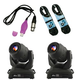 Chauvet Intimidator Spot 455Z 2 Pack with Xpress 100