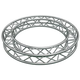Square 12-In Truss F34 4Arc Circle 9.84Ft (3.0M) *