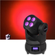 Blizzard Flurry EXA RGBAW+UV Mini LED Moving Head