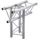 "Global Truss TR96119-35 Triangle 9"" F23 3W T-Junction 1.64 Foot"
