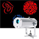 ADJ American DJ Pinpoint Gobo Color RGBA LED Projector